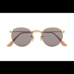 Ray-Ban Accessories - Ray-Ban Evolve photochromic round gold and grey